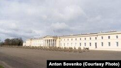 Королівська військова академія в Сандгерсті