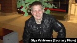 Погибший Иван Вшивков