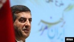 اسفندیار رحیم مشایی، رییس دفتر محمود احمدی نژاد