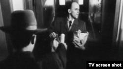 Кадр из фильма «Атентат: Осеннее убийство в Мюнхене»