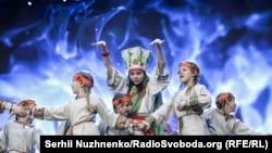 В Киеве открыли фан-зону «Евровидения» – Eurovision Village (фотогалерея)