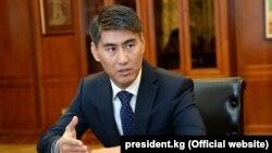 Глава МИД Кыргызстана Чингиз Айдарбеков.