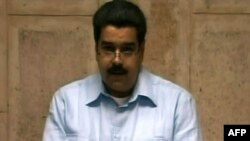 نيکلاس مادورو، معاون اول رييس جمهور ونزوئلا