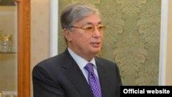 Председатель сената парламента Казахстана Касым-Жомарт Токаев.