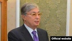 Председатель сената казахстанского парламента Касым-Жомарт Токаев.
