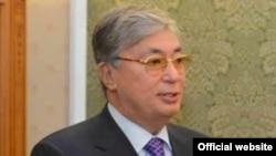 Парламент сенаты спикері Қасым-Жомарт Тоқаев.