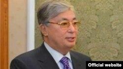 Қасым-Жомарт Тоқаев, Парламент сенатының спикері.