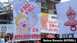 «У бій за особистий номер!», Сараєво, 11 червня 2013 року