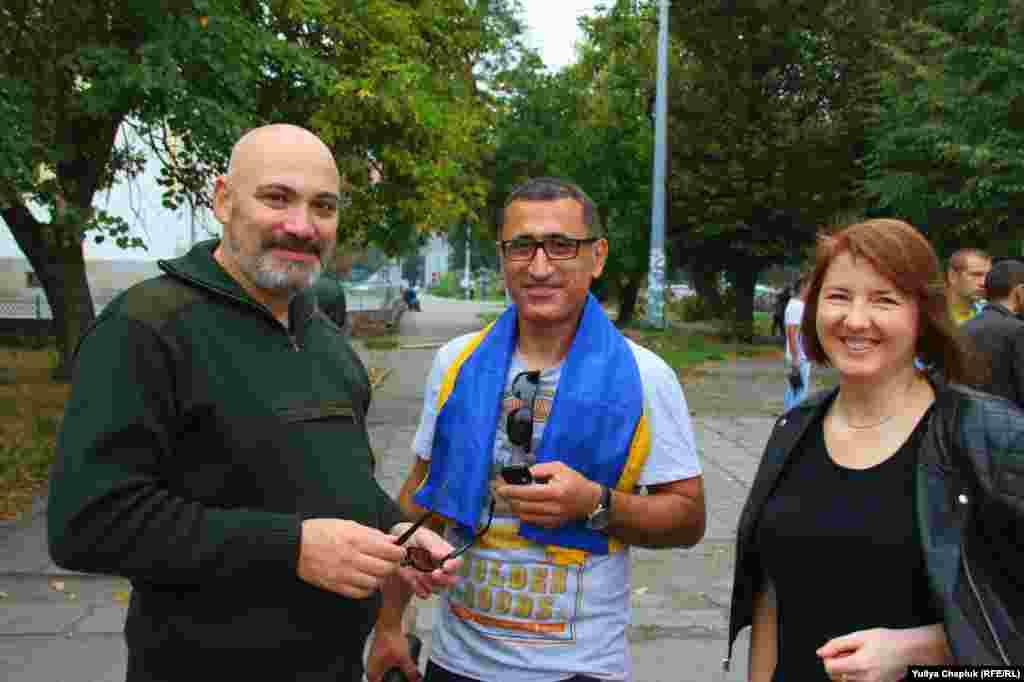 «Кіборг» Валерій Логінов («Аскольд») та житомирські автомайданівці