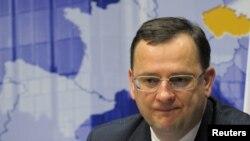чешкиот премиер Петр Нечас