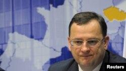 Kryeministri çek, Petër Neças