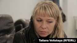 Жанна Пушкарьова, мама Жені