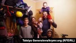 Родина Анісімових