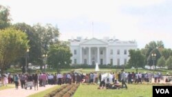 Shtëpia e Bardhë në Uashington