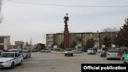 Қырғызстанның Баткен облысы