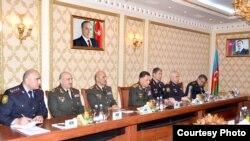 General Galip Mendi, DİN-də görüşdə, 04.05.2016