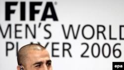 """Фабио Каннаваро, лучший футболист 2006 года, может пополнить ряды """"Ювентуса"""""""