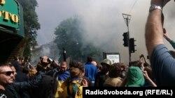 Ukraine -- Odessa clashes, 2May2014