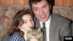 Boris Nemtsov: A Life And Death In Pictures