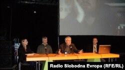 """Sa tribine """"Nula iz vladanja za 60. rođendan"""", Beograd, 4. april 2013. foto: Dušan Komarčević"""