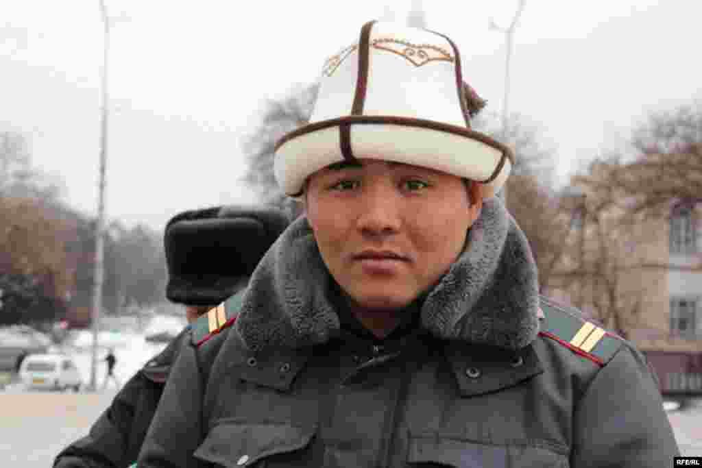 В честь кыргызского калпака #5