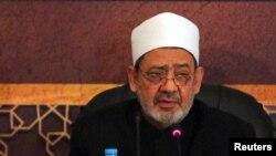 شيخ الازهر الدكتور احمد الطيب