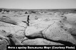 Каменны пляж Сардыніі.