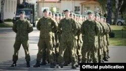 Военные учения НАТО в Латвии и Литве
