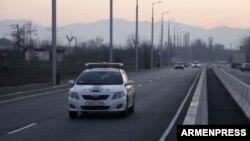 Հայաստանի ավտոմայրուղիներից մեկը, արխիվ
