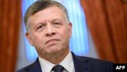Mbreti Abdullah i Jordanisë.