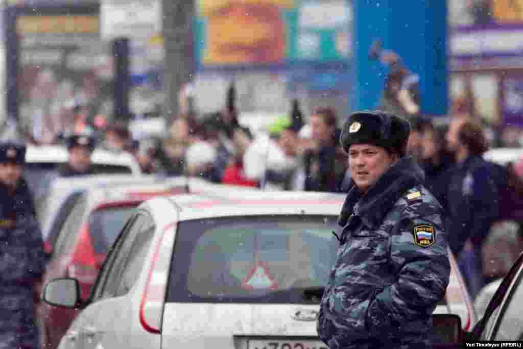 Мәскәү полициясе