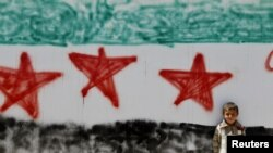 گزارشها از کشته شدن هفتاد هزار نفر در جنگ داخلی سوریه میگویند