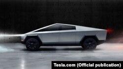 Голова компанії Tesla Ілон Маск представив ще один продукт компанії – електричний пікап Cybertruck. Але перш ніж його купити, доведеться почекати