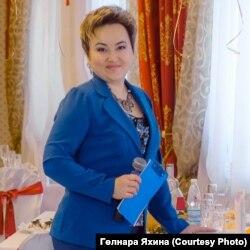 Гөлнара Яхина