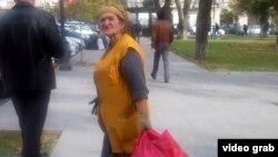 Sürəyya Mahmudova 4 ildən çoxdur təmizlikçidir