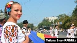 De Ziua Independenței, la Chișinau