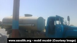 Uzbekistan, water shortage in Guzar district