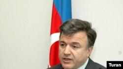 Ekologiya və təbii sərvətlər naziri Hüseynqulu Bağırov, Bakı, 24 aprel 2009