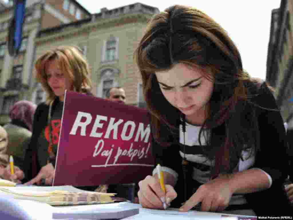 Sarajevo, 26.04.2011. Foto: RSE / Midhat Poturović