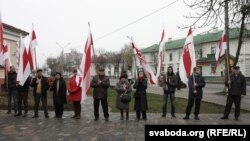 Ушанаваньне ўгодкаў Слуцкага збройнага чыну ў 2013 годзе.