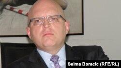 Zëvendësndihmësi i sekretarit amerikan të Shtetit, Philip Reeker.