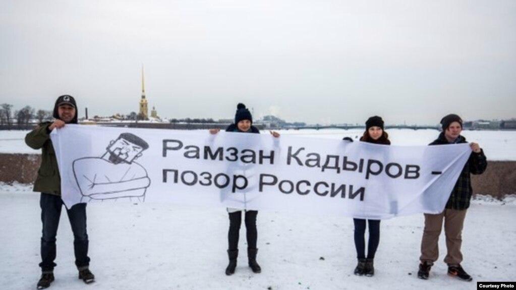 Самым популярным после Путина политиком России стал Кадыров - Цензор.НЕТ 4116