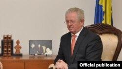 Ministri i Punëve të Brendshme i Kosovës, Skender Hyseni