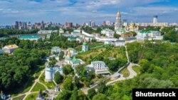 Києво-Печерська лавра – православний монастирський комплекс у Києві