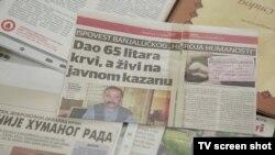 Bosnia and Herzegovina Liberty TV Show no. 975