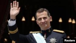 Король Испании Филип VI