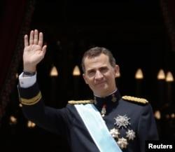 Для нового короля Испании Филиппа VI, вступившего на престол в этом году, проблема сепаратизма - одна из серьезнейших. В Каталонии монархия непопулярна