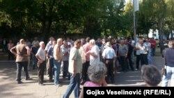 Protest u Banjaluci