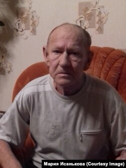 Петр Исаньков