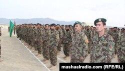 د افغان ملي اردو نوی کنډک